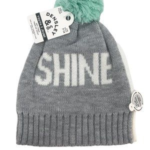 Densley & Co Girl's Youth Knit Hat / Winter Hat